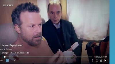 Die Absurditäten des Jenke-Experiments von RTL sortiert nach eingenommenen Drogen
