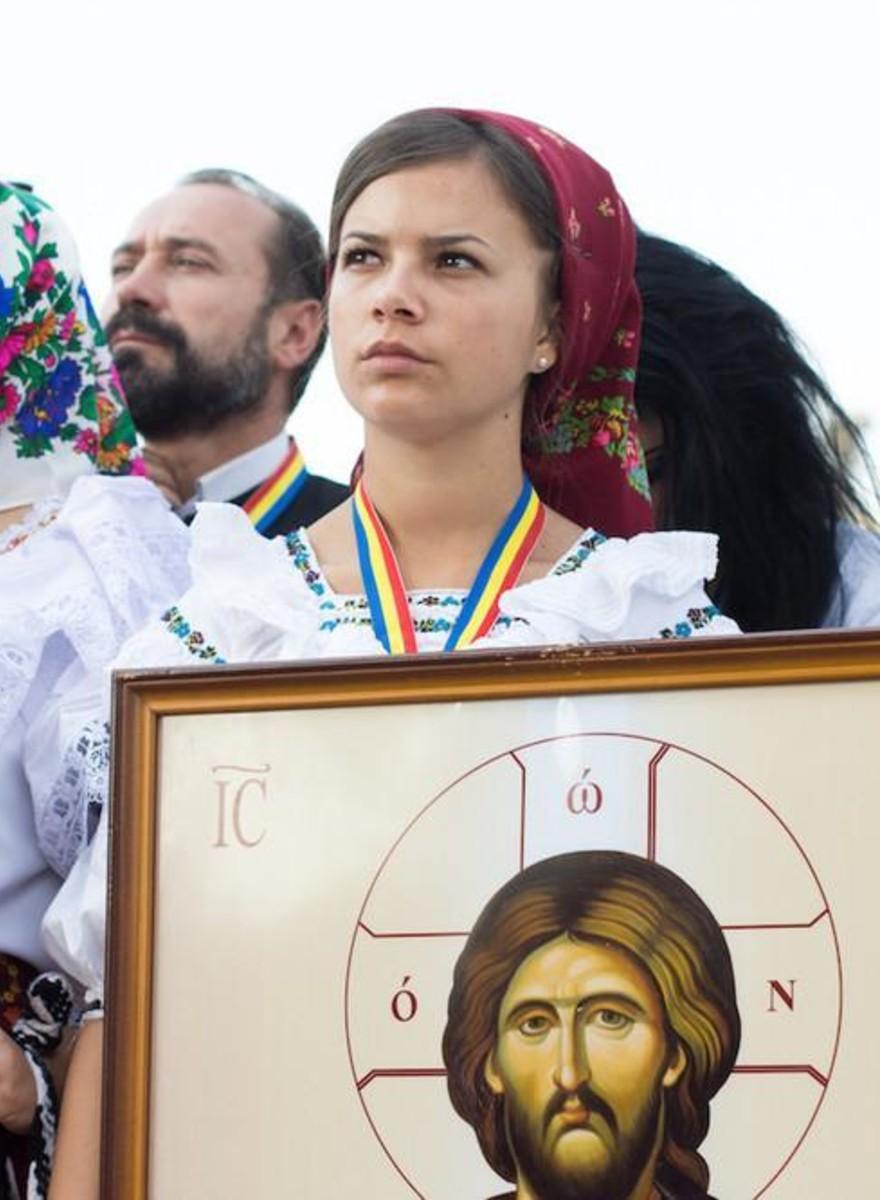 Fotos de la nueva megacatedral ortodoxa financiada por el gobierno rumano