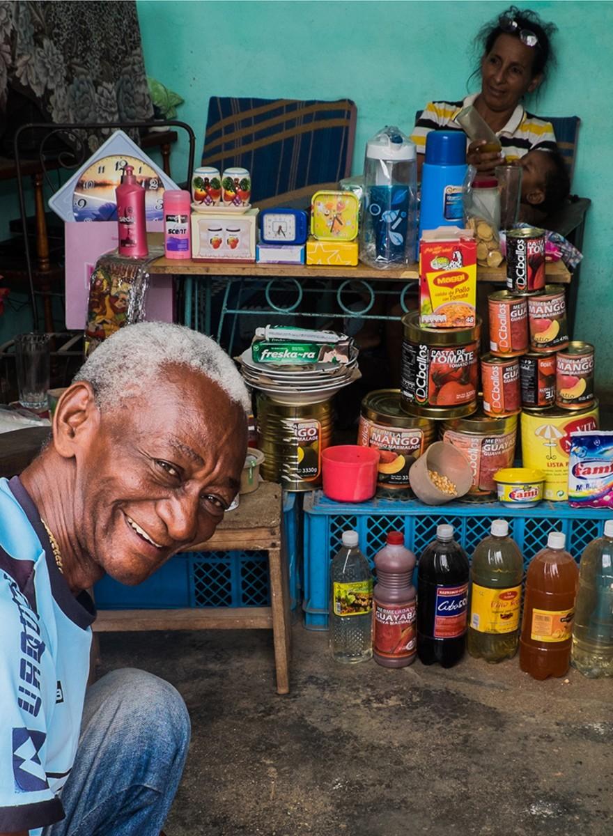 Kleinschalig kapitalisme vanuit de woonkamer in Cuba