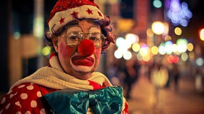 Real Clowns Are Pissed That Evil Clowns Are Giving Them a Bad Rap