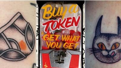 Tattoo-Automat – Wenn du die Motivauswahl dem Zufall überlässt