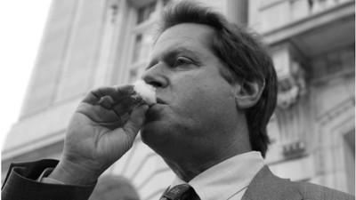 Irvin Rosenfeld fume 300 joints par mois grâce au gouvernement