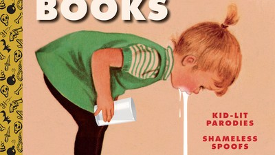 Portadas de libros infantiles muestran la triste realidad de los adultos