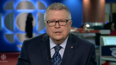 A Canadian Politician Called Bullshit on a US Border Practice That Bans Weed Smokers