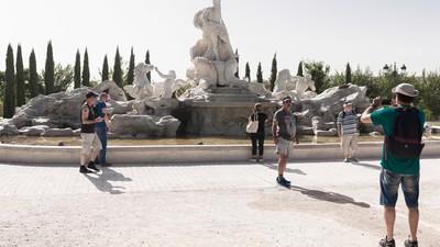 Fotos del parque más decadente y maravilloso de España