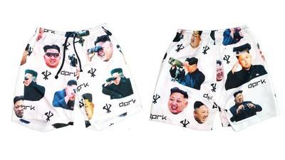 Het kledingmerk dat Abu Ghraib-shirts en trainingspakken van Kim Jong-un maakt