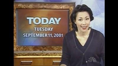 La surreale mattinata in TV prima dell'attentato dell'11 settembre