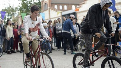 Donde no pasan coches pasan muchas cosas: nuestros planes para la semana de la movilidad de Madrid