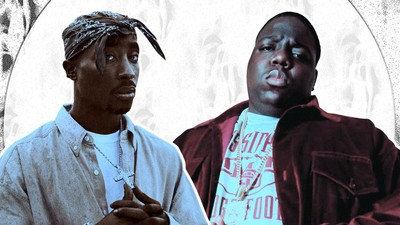 How Tupac and Biggie Went from Friends to Deadly Rivals