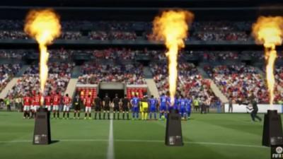 Bei 'FIFA 17' wird es Pyrotechnik geben