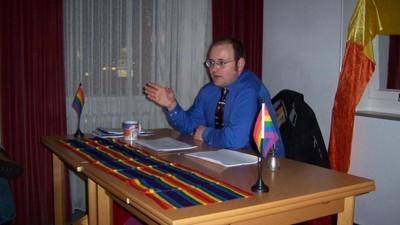 Een gesprek met de man die een apart land voor homo's wil oprichten