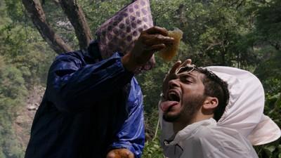 Lovci nepálského halucinogenního medu