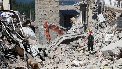 Why Prosecutors Believe the Mafia Contributed to the Death Toll of Italy's Earthquake