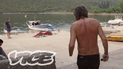La Pêche à la dynamite du Monténégro