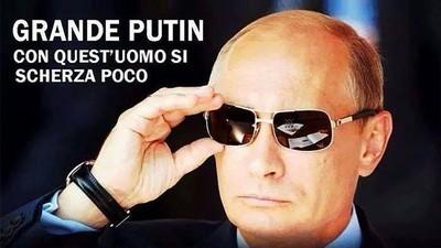 "Le ""migliori"" bufale italiane su Vladimir Putin"