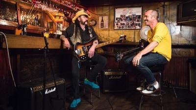 Guitar Moves with Lemmy Kilmister
