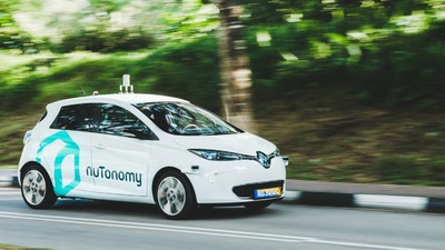 The Startup That Beat Uber to Self-Driving Taxis