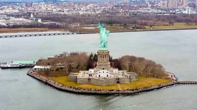 The Statue of Liberty Was Originally Intended to Celebrate the End of American Slavery