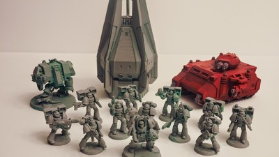 3D Printing Is Going to Turn the Miniatures Gaming Market Into a War Zone