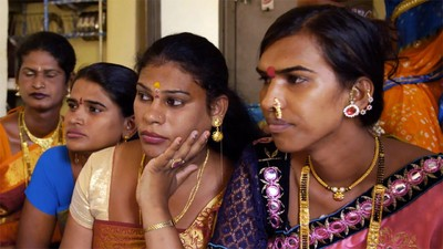 We Meet Members of India's Third-Gender Community on 'GAYCATION'