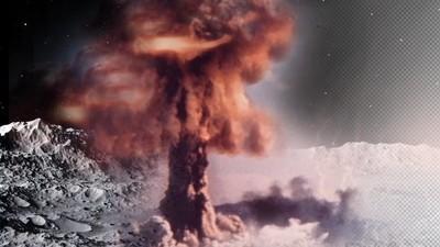 America a vrut să trimită o bombă nucleară pe Lună