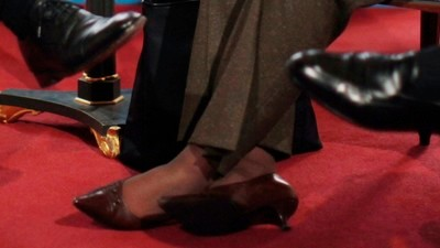 Foot Fetishists Are Freaking Out Over Hillary Clinton's Feet