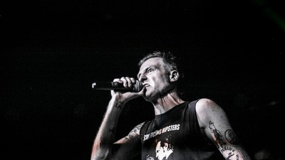 Kill Cops: Leftöver Crack's Scott Sturgeon and the 11-Year Itch
