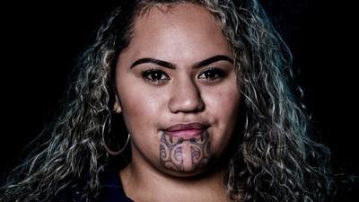 Maori-vrouwen vertellen over hun heilige kintatoeages