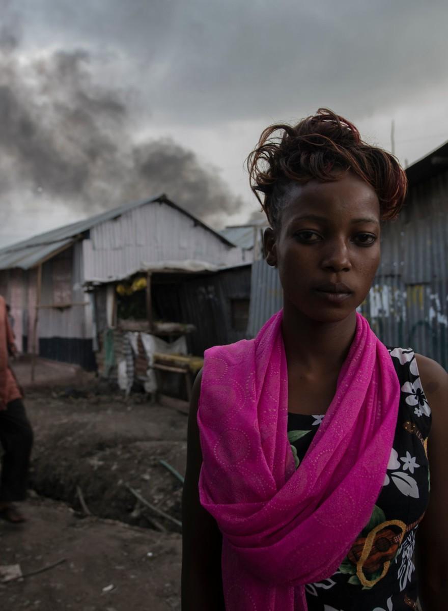 A vida das trabalhadoras sexuais na maior favela do mundo
