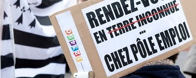 J'ai essayé de trouver un premier emploi en France en sept jours