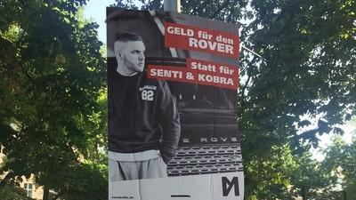 Make Deutschrap great again! In Berlin stehen jetzt Rapper zur Wahl