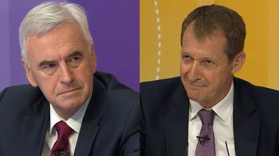 Who Would Win in a Fight Between Alastair Campbell and John McDonnell?