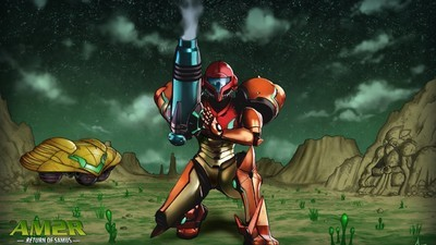 Better Than Black and White: One Man's Decade-Long Quest to Remake 'Metroid II'