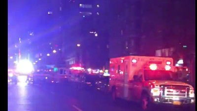 At Least 29 People Injured After Explosion in Manhattan