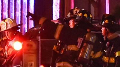 Cel puțin 29 de oameni au fost răniți după o explozie în New York