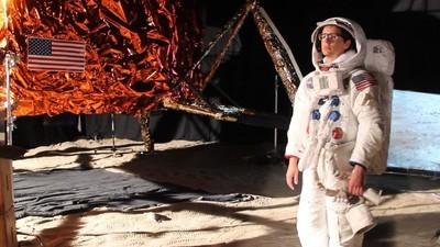 """O falso documentário que """"prova"""" que Kubrick forjou a aterragem na Lua"""
