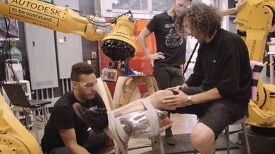 Tattoué, o robot que pode ser o teu próximo tatuador