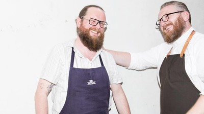 This Chef Is Using Shit-Smoked Trout and Dried Puffin to Revolutionize the Kitchen
