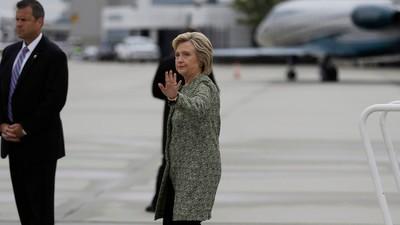 Are Terrorist Attacks Bad for Hillary Clinton's Campaign?