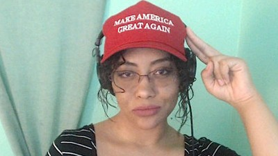 I'm a Young Black Woman and I Support Trump