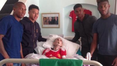 Un abuelo muere 45 segundos después de cumplir su último deseo