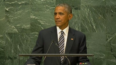 Obama Calls for a 'Better Model of Cooperation' in Final Address to UN As President