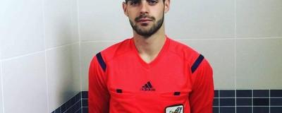 """""""El futbol es machista y homofóbico"""": Jesús Tomillero, el primer árbitro abiertamente gay"""