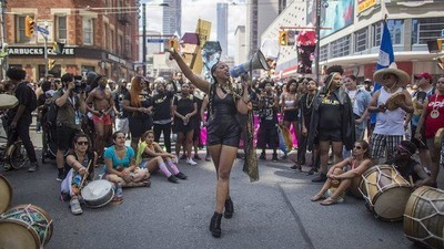 Pride Toronto Apologizes to Black Lives Matter Toronto for 'History of Anti-Blackness'