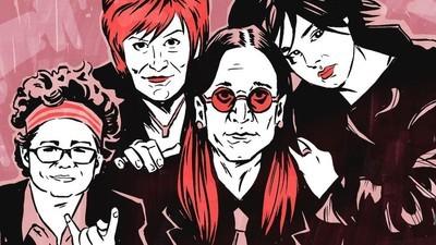 Recordando a 'The Osbournes', el show que preparó el camino para las Kardashian