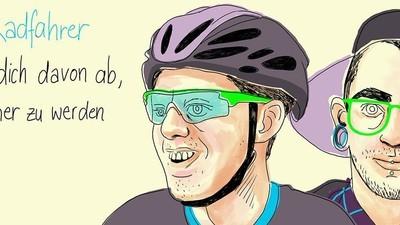 Diese Radfahr-Typen halten dich davon ab, selbst einer zu werden