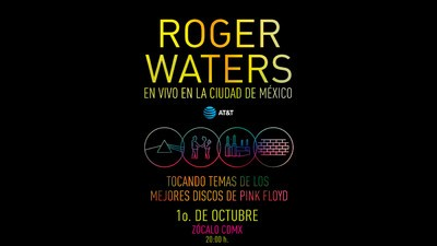 ¡Roger Waters gratis en la CDMX!