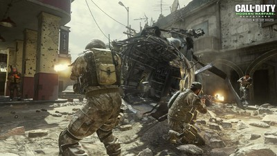 The Rise and Fall of Competitive 'Call of Duty 4: Modern Warfare'