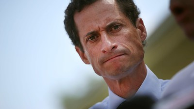 Anthony Weiner Allegedly Sexted a 15-Year-Old High School Student, Too