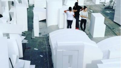 Architectenbureau ZUS verandert bouwput Spuiplein in een moderne agora